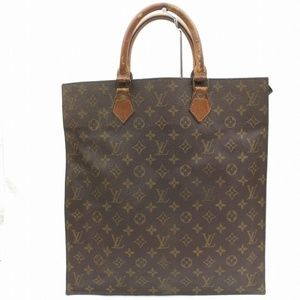 authentic Louis Vuitton Hand Bag Sac Plat